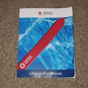 Brand new lifeguarding manual !